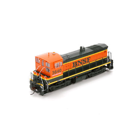 Athearn 98133 HO Burlington Northern Santa Fe SW1000 #3640
