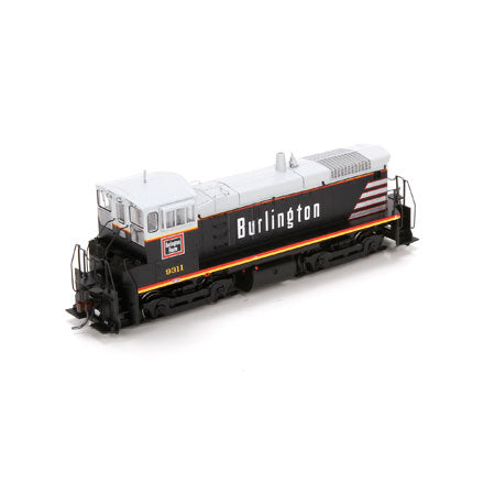 Athearn 98135 HO Chicago, Burlington and Quincy SW1000 #9311