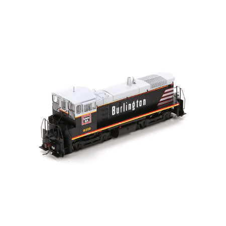 Athearn 98136 HO Chicago, Burlington and Quincy SW1000 #9316