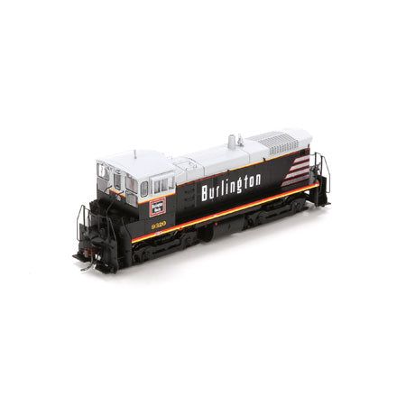 Athearn 98137 HO Chicago, Burlington and Quincy SW1000 #9320