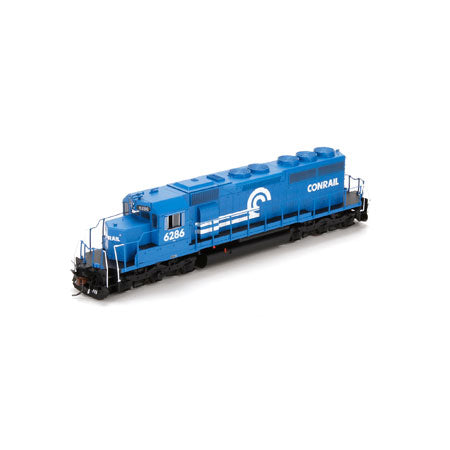 Athearn 98839 HO Conrail SD40 with DCC & Sound #6286