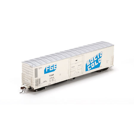 Athearn G63361 HO FGE/Solid Cold 57' Mechanical Reefer with Sound #12914