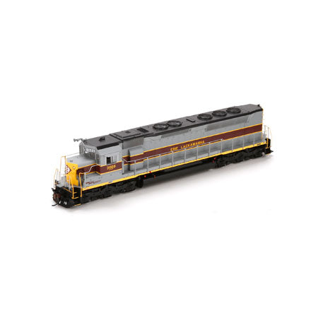 Athearn G63670 HO Erie Lackawanna SDP45 with DCC & Sound #3666