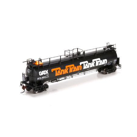 Athearn G67855 HO GATX TankTrain Intermediate Now/Early #48617