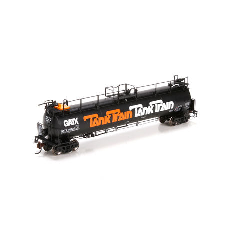 Athearn G67860 HO GATX TankTrain Intermediate Now/Early #48622