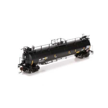 Athearn G67878 HO GATX TankTrain Intermediate Now/Early #48629