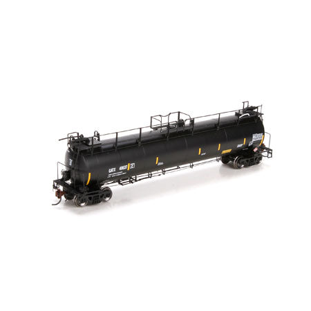 Athearn G67886 HO GATX TankTrain Intermediate Now/Early #48637