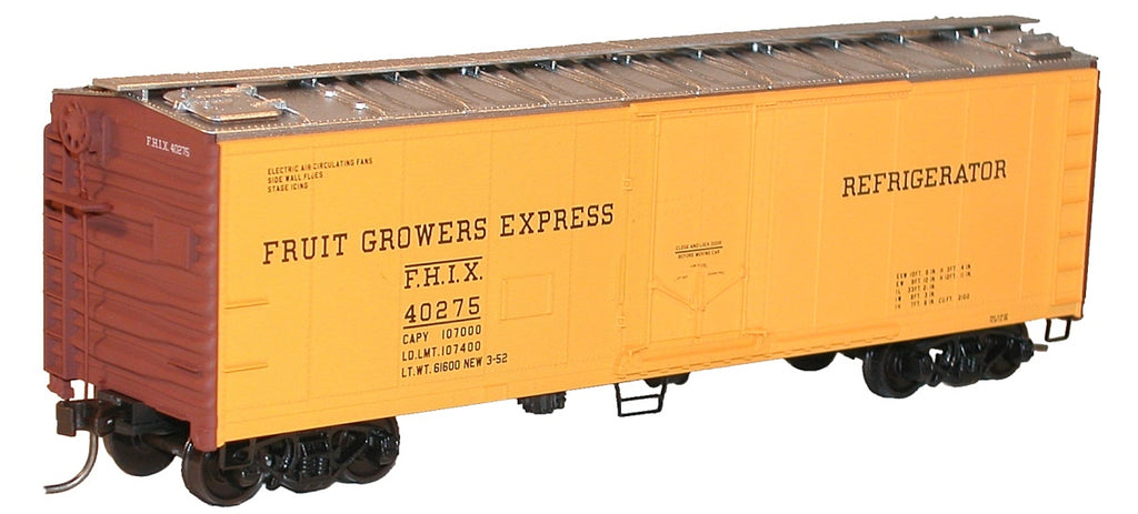 Accurail 85061 HO Fruit Growers Express 40' Steel Reeffer