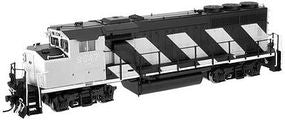 Atlas 10000709 HO Undecorated GMD GP40-2W CN Early Version Diesel Locomotive