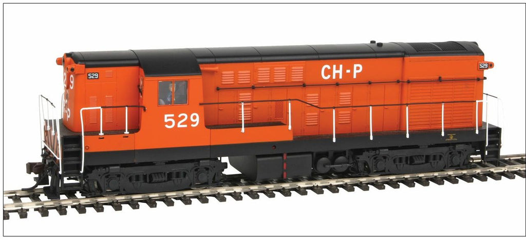 Atlas 10001616 HO Chihuahua al Pacifico FM H16-44 Late Body Diesel Engine #529