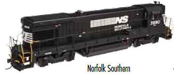 Atlas 40002414 N Norfolk Southern B23-7 High Nose with DCC #3980