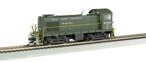Bachmann 63213 HO New York Central P&LE Alco S4 with Sound & DCC #9762