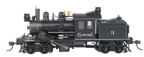Bachmann 80603 HO Climax 50-ton Two-Truck Climax #3
