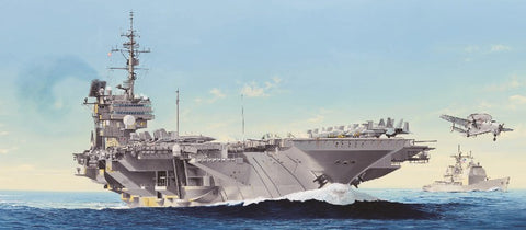 "Trumpeter Models 5620 1: 350 US Navy ""Constellation"" USS CV-64"