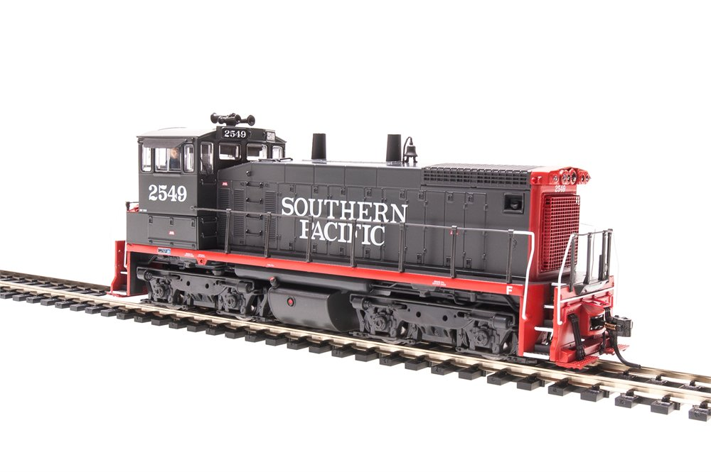 Broadway Limited 3323 HO Southern Pacific EMD SW1500 Diesel Engine #2621