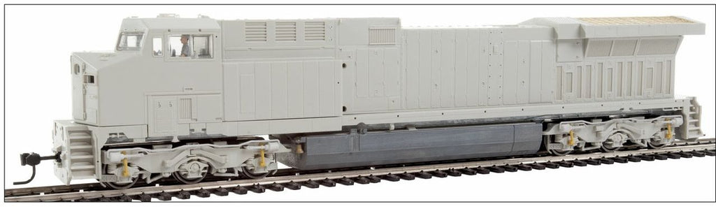 Broadway Limited 4018 HO Undecorated GE AC6000 Diesel Engine