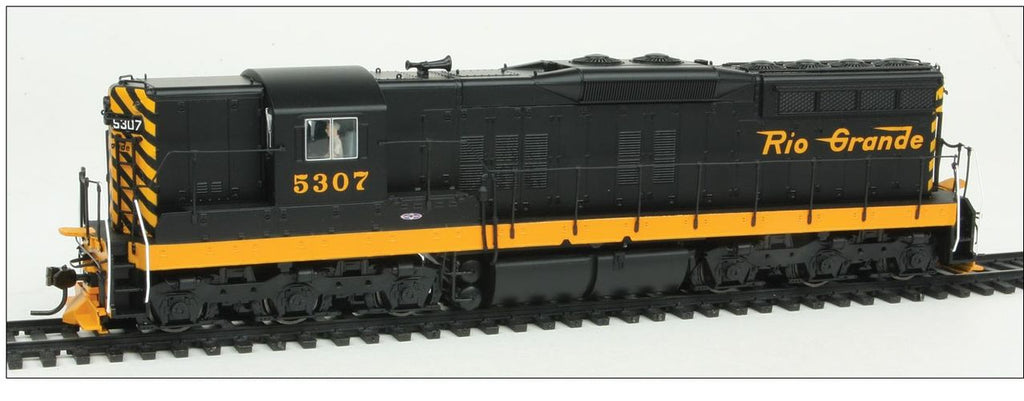 Broadway Limited 4248 HO Denver & Rio Grande Western EMD SD9 Diesel #5307