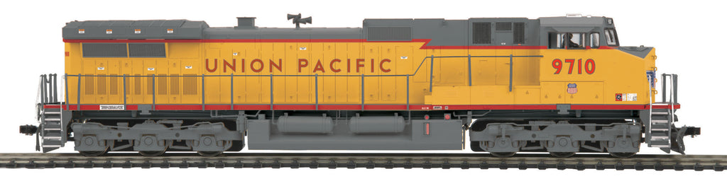 MTH 8023090 HO Union Pacific Dash-9 Diesel Engine (DCC Ready) #9710
