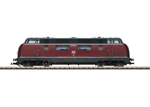 LGB 23945 G German Federal Railway Class 220 #220 085-5
