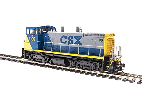 Broadway Limited 3337 (P837) HO CSX EMD SW1500 Diesel Engine #1125