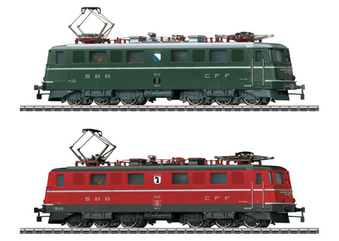 Marklin 30501 HO Swiss Federal Railways Class Ae 6/6 Double Electric Locomotive