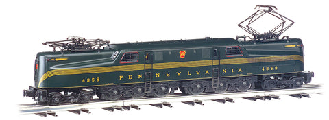 Williams 41850 O Pennsylvania Railroad GG1 Electric - Conventional 3-Rail #4859
