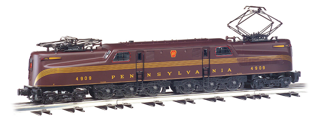Williams 41851 O Pennsylvania Railroad GG1 Electric - Conventional 3-Rail #4909