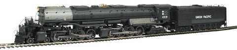 Rivarossi HR2640 HO Union Pacific Big Boy Steam Loco, DCC with Sound #4018