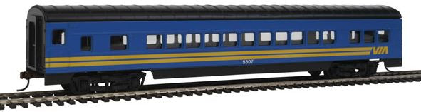 Con-Cor 912 HO VIA Rail Canada 72' Smooth-Side Coach Car