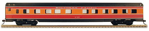"Con-Cor 79107 HO Southern Pacific ""Daylight"" 85' Streamline Corrugated 10-6 Sleeper Car"