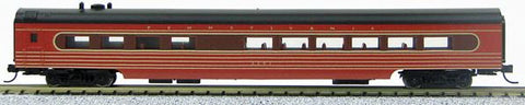 Con-Cor 40308 N Pennsylvania Railroad 85' Smooth-Side Diner Car with Micro-Trains® Couplers