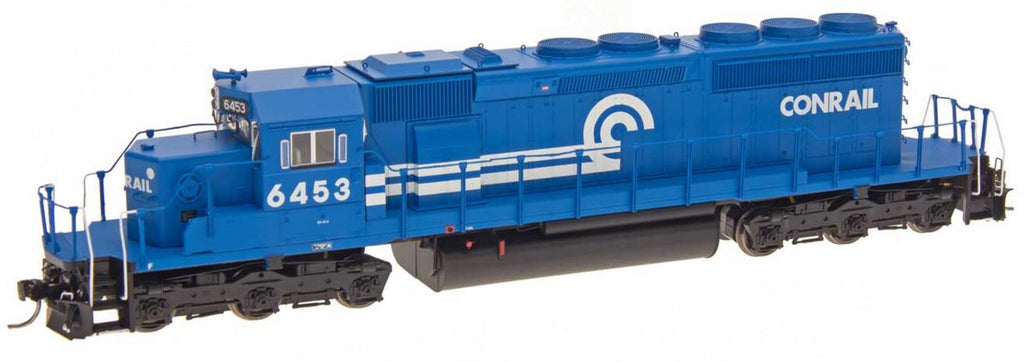 InterMountain 49344S HO Conrail EMD SD40-2 Diesel Engine with LokSound & DCC