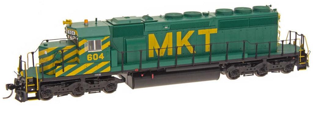 InterMountain 49348 HO Missouri-Kansas-Texas EMD SD40-2 Diesel Engine with DCC