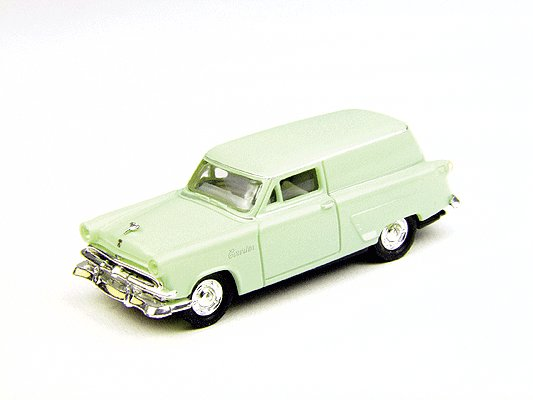 Classic Metal Works 30289 HO Mini Metals '53 Ford Courier Sedan Delivery Wagon