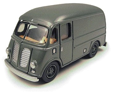 Classic Metal Works 30119 1:87 HO Mini Metals American Trucks Metro Delivery Truck (Gray)