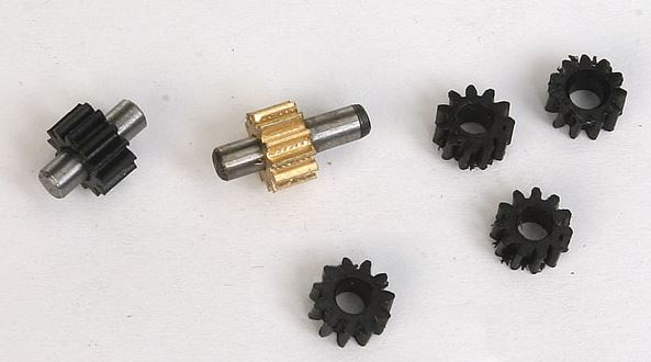 Northwest Short Line 1866 HO Partial Re-Gear Kit for MDC Loco - 2-Truck Shay