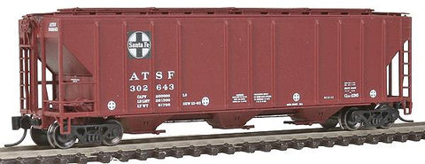 ExactRail EN530105 N Santa Fe ATSF PS2CD 4427 Covered Hopper #302643