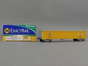 ExactRail 1212-3 HO Union Pacific Gondola Car, Gunderson 2420 Cu. Ft.