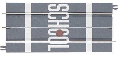 "Lionel 6-21572 O SuperStreets 5"" School Crossing Straight Track  (Pack of 2)"