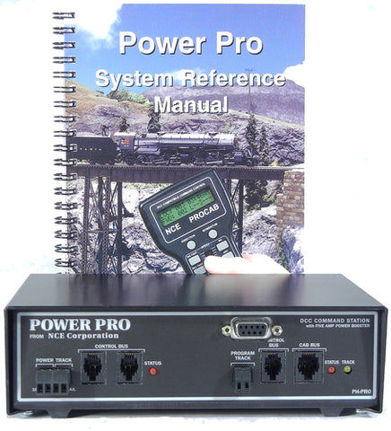 NCE 0022 PH-Box Power Pro System Box