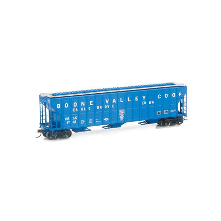 Athearn 81979 HO Boone Valley Coop Covered Hopper #4723