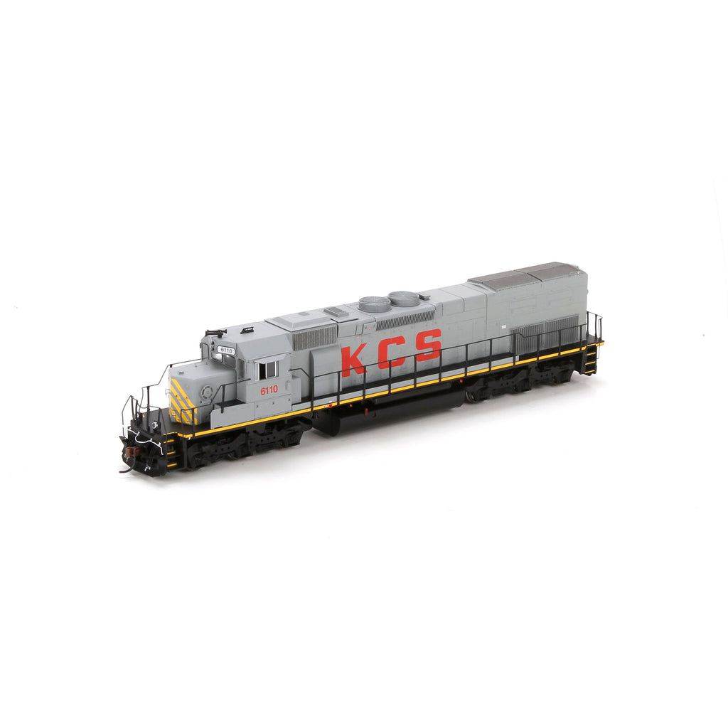 Athearn 98327 HO Kansas City Southern SD40T-2 Diesel Locomotive #6110