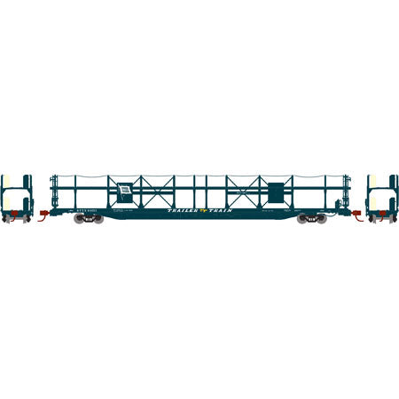Athearn 14388 N WAB F89-F Bi-Level Auto Rack #910212