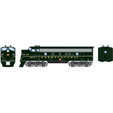 Roundhouse 87907 HO Pennsylvania F7A Diesel Locomotive #9879