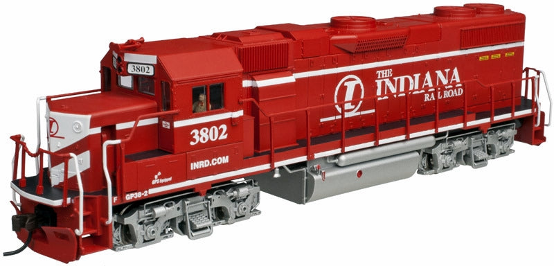Atlas 10001750 HO Indiana Railroad EMD GP38-2 #3803