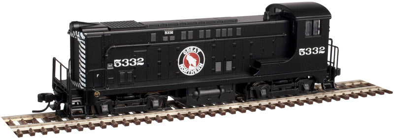 Atlas 40002579 N Great Northern VO-1000 Diesel Locomotive #5332