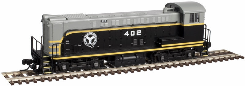 Atlas 40002586 N Belt Railway of Chicago VO-1000 Diesel Locomotive w/DCC #402