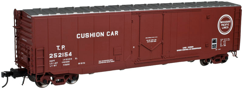 Atlas 3004508 O Missouri Pacific 50' PS-1 Plug Door Box Car 2-Rail
