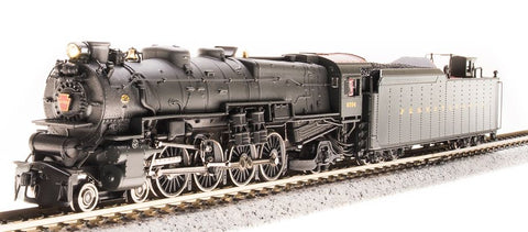Precision Craft Models 006 N Pennsylvania 4-8-2 M1b Steam Locomotive w/DCC & Sound #6716