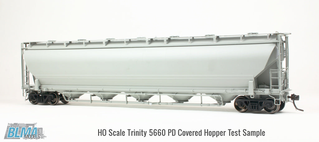 BLMA Models 54002 HO CITX 5660 Covered Hopper #775259